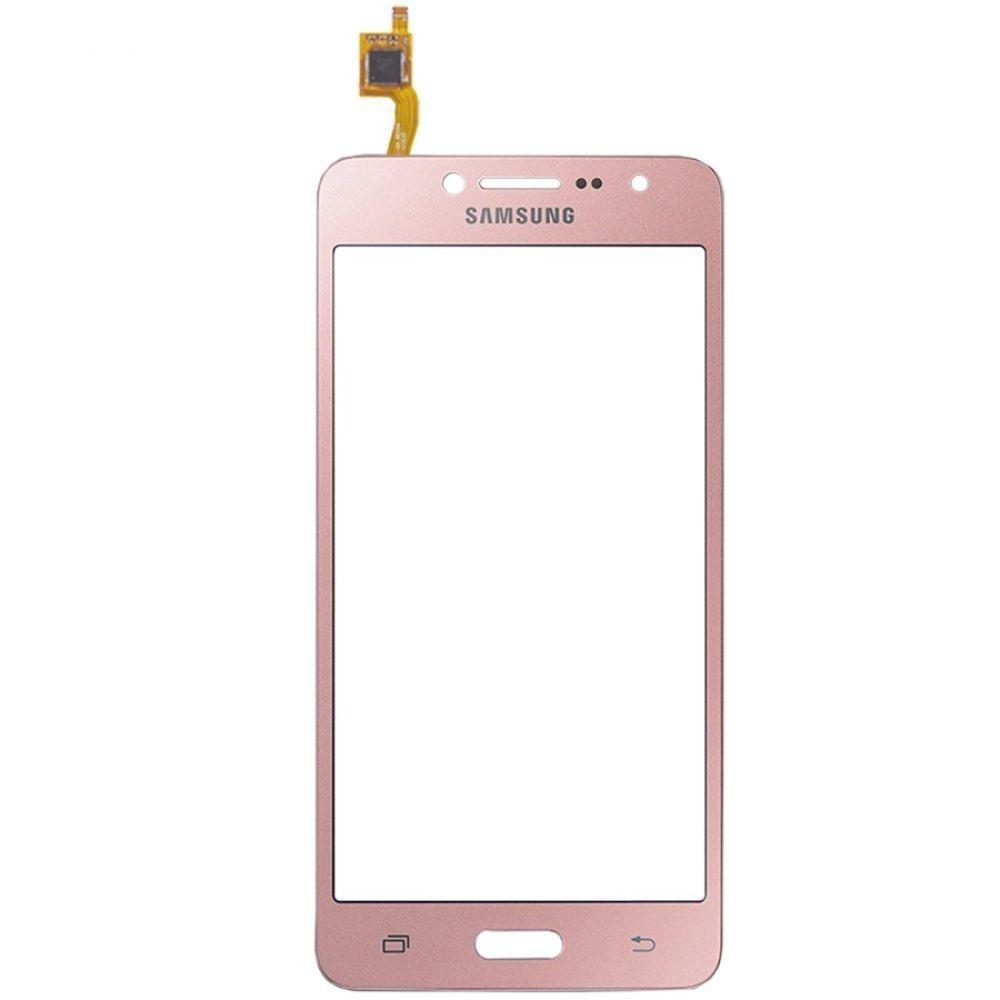 Tela Touch screen Frente  Samsung Galaxy G532 J2 Prime Sm-g532 rosa