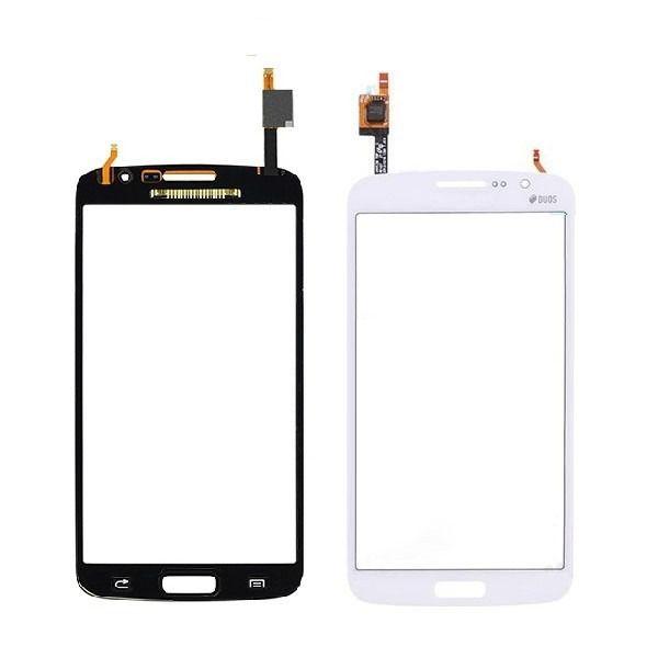 Tela Touch screen Frente  Samsung Galaxy Grand 2 Duos Tv G7102 G7106 G7108 BRANCO