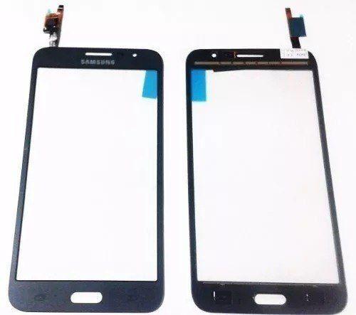 Tela Touch screen Frente  Samsung Galaxy Grand Max G720 Gran PRETO
