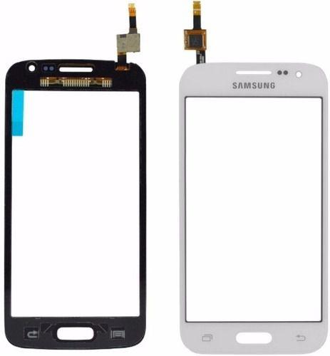 Tela Touch screen Frente  Samsung Galaxy S3 Slim G3812 G3812 BRANCO