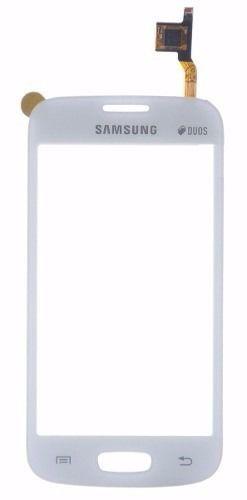 Tela Touch screen Frente  Samsung Galaxy S7262 S7260 Star plus BRANCO