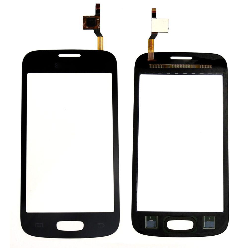Tela Touch screen Frente  Samsung Galaxy S7262 S7260 Star plus preto