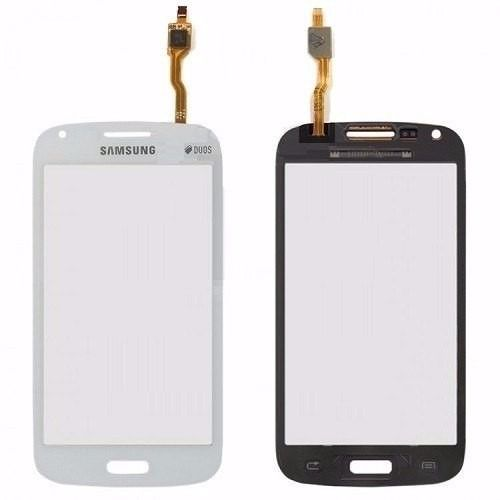 Tela Touch screen Frente  Samsung Galaxy Sm-g316 316 Ace 4 Duos BRANCO
