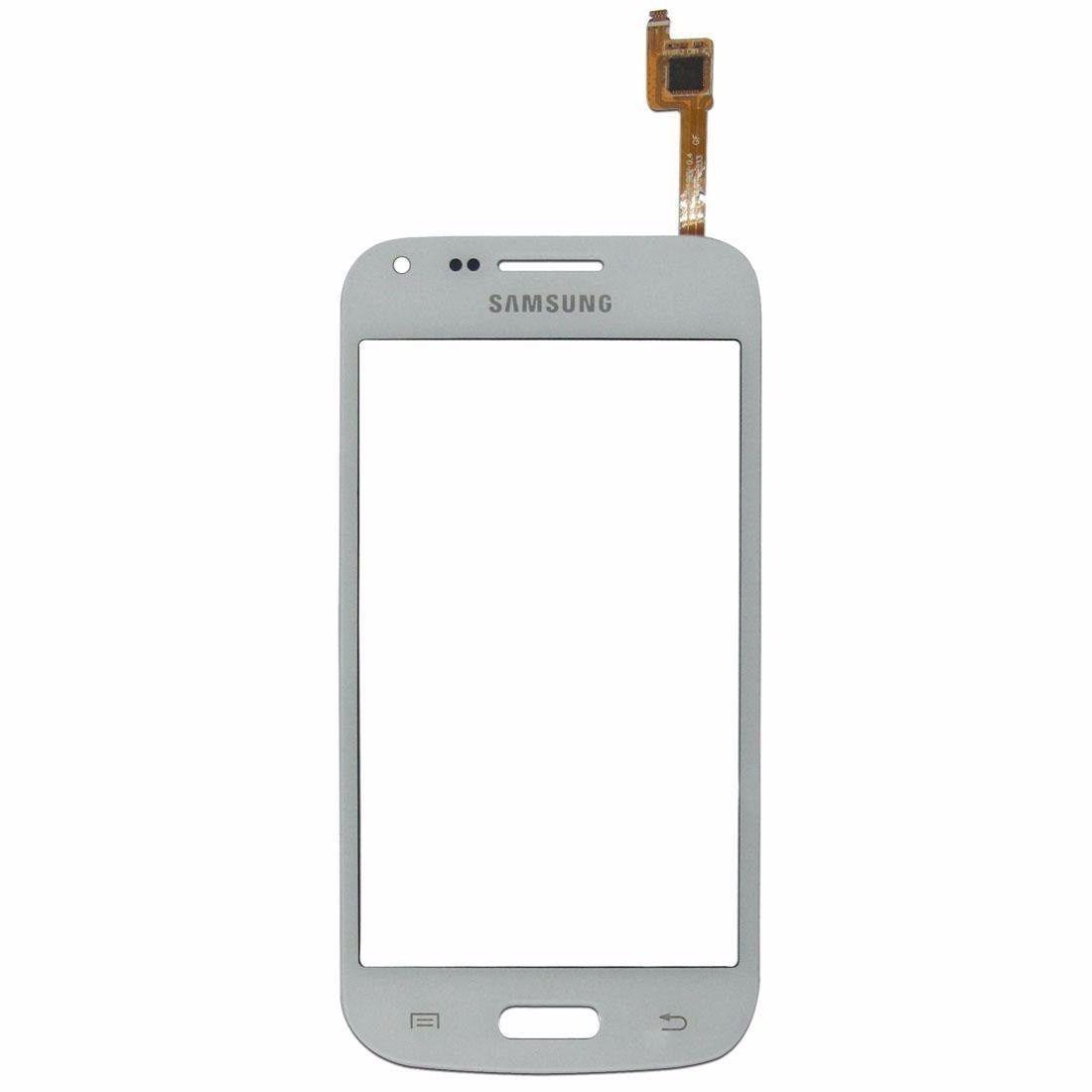 Tela Touch screen Frente   Samsung Galaxy Trend 3 Core Plus G3502 BRANCO