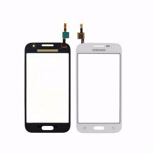 Tela Touch screen Frente   Samsung Galaxy Win 2 Duos Tv G360m/ds G360  BRANCO