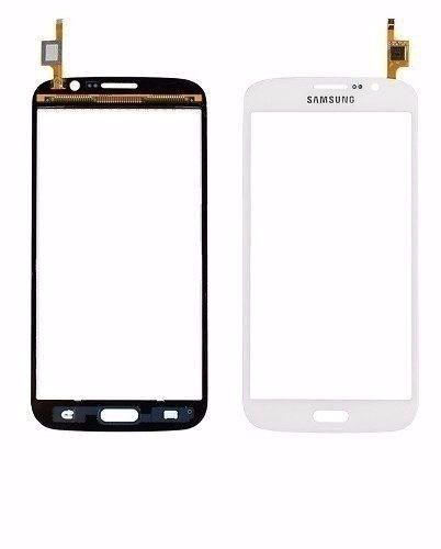 Tela Touch screen Frente   Samsung Gt-i9152 I9150 Galaxy Mega 5.8 Duos  BRANCO