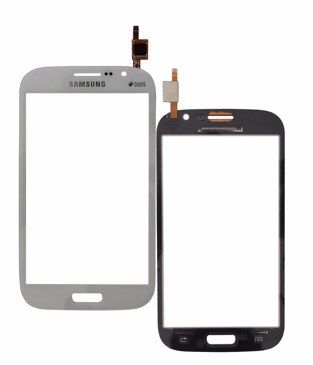 Tela Touch screen Frente   Samsung  I9082 Galaxy Grand Duos Gt-i9082 Branco
