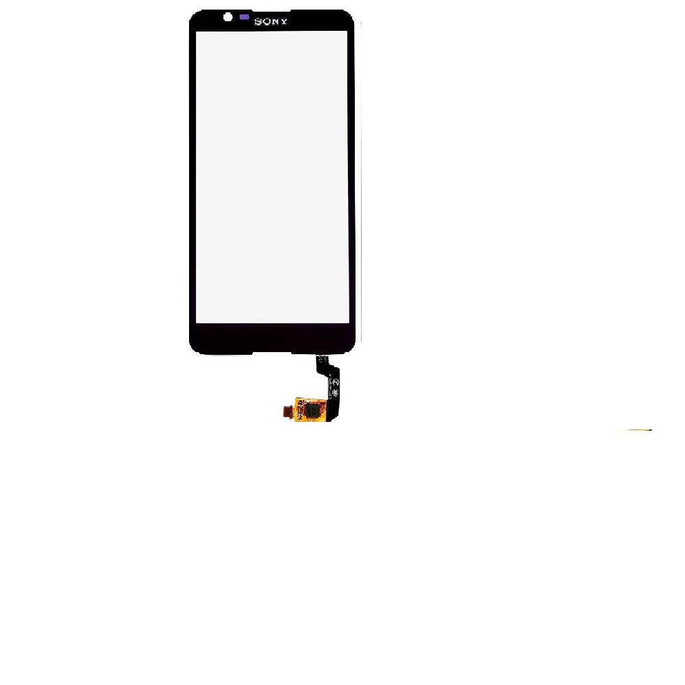 Tela Touch screen Frente   Sony Xperia E4 E2114 E2124 E2104 E2105 PRETO