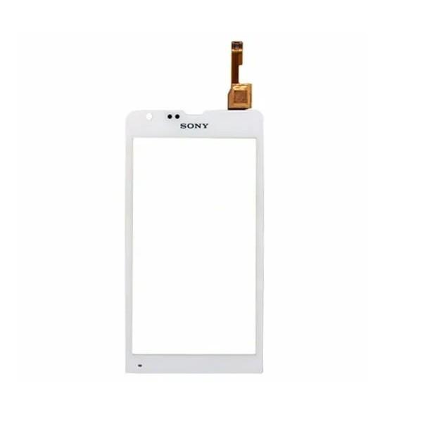 Tela Touch screen Frente   Sony Xperia Sp C5302 C5303 BRANCO