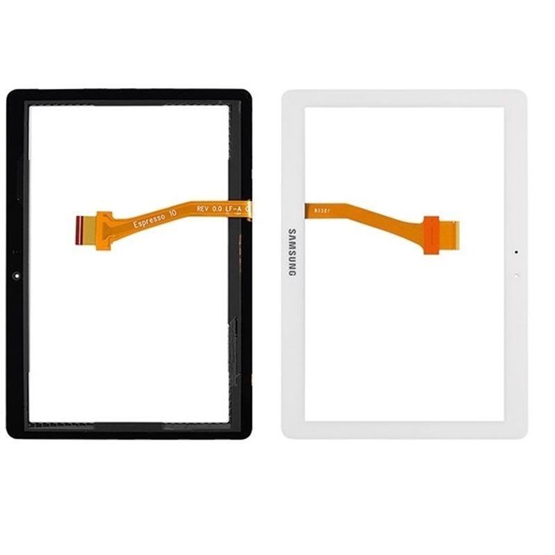 Tela Touch Tablet Samsung Galaxy Tab Gt N8000 P5110 P5100  Branco