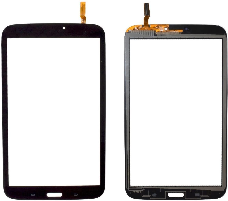 Tela Vidro Touch Screen Tab  Samsung Galaxy Tab3 8 Sm T310 Wi-fi  PRETO