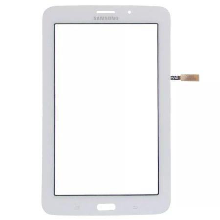 Tela Vidro Touch Screen TableT Samsung Galaxy T116 Sm-t116 Tab E Branco
