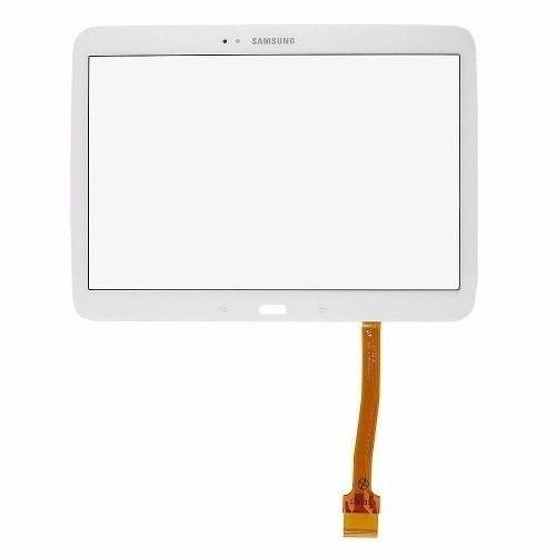 Tela Vidro Touch Screen Tablet  Samsung Galaxy Tab3 Gt P5200 P 5200 10.1 BRANCO