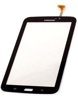 Tela Vidro Touch Screen Tablet   Samsung Galaxy Tab3 T210 P3210 Preto