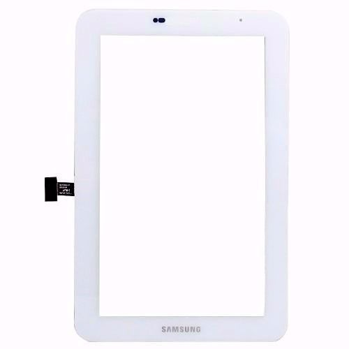 Tela Vidro Touch Screen TableT Samsung Galaxy Tab 2 Gt-p3110 P3110 Aaa 7 Polegadas Branco