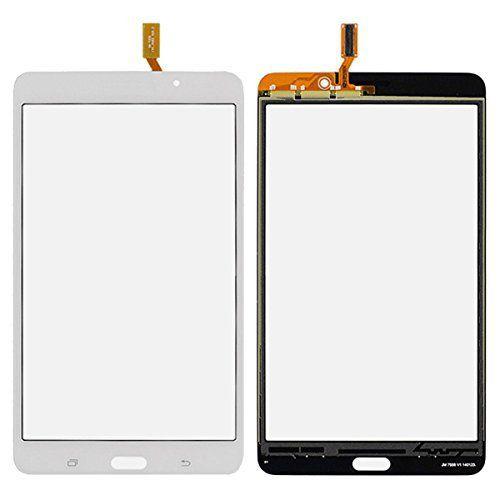 Tela Vidro Touch Screen TableT Samsung Galaxy Tab 4 Sm-t230nt T230 Branco