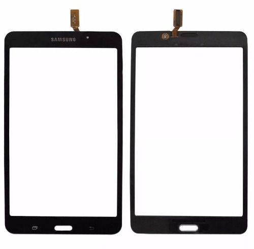 Tela Vidro Touch Screen Tablet Samsung Galaxy Tab 4 Sm-t231 T231  PRETO
