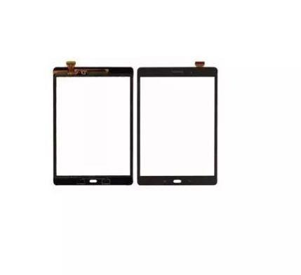 Tela Vidro Touch Screen Tablet    Samsung  Galaxy Tab 9.7 P550 P551 P555  PRETO