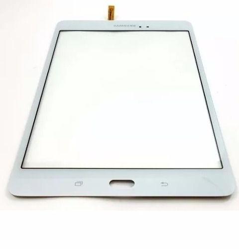 Tela Vidro Touch Screen Tablet   Samsung Galaxy Tab A T350 Sm-t355 Sm-t350  Branco