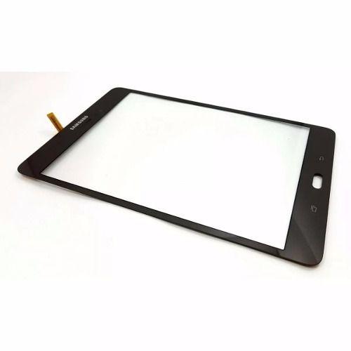 Tela Vidro Touch Screen Tablet   Samsung Galaxy Tab A T350 Sm-t355 Sm-t350 Preto