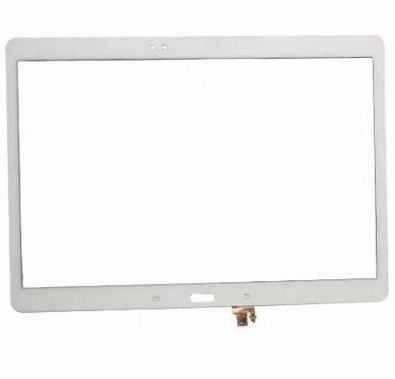 Tela Vidro Touch Screen TableT  Samsung Galaxy Tab S T800 T805 10.5 polegadas BRANCO