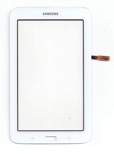 Tela Vidro Touch Screen Tablet    Samsung  Galaxy Tablet Sm-t110 T110 Tab 3 Lite   BRANCO