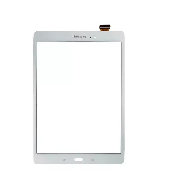 Tela Vidro Touch Tab A Sm-T555 Sm-T550 9.7 Branco