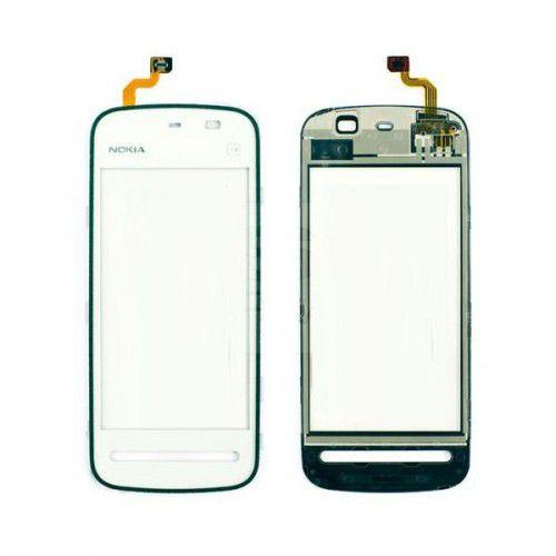 Toque Tela Touch Nokia 5230 5233 5235 Branco