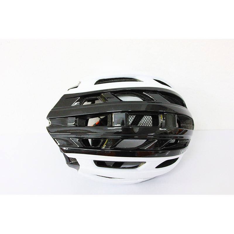 Capacete Ciclismo Bike Asw Impulse Preto Branco - Moto A1