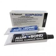 Kit Solda Epoxi Mastercool Aluminio Bond 90934 56g