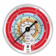 Manômetro Alta Mastercool R12 R404a R134a R22 - Mrh