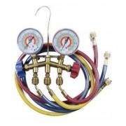 Manifold JB (USA) M236 R410a r22 R404 R410a Mang 90cm
