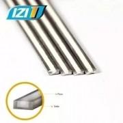 Vareta Solda Alumínio X Cobre Modelo IZI 1 10 un Refrigeração