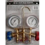 Manifold JB Industries 2 vias R12 R22 R502 M2-36