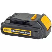Bateria 20v Max - 1.3 Ah - 26 Wh Li-ion Dcb207 - Dewalt