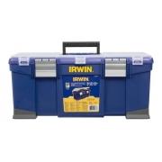 Caixa Plastica De Ferramentas 22 Pol Irwin Iwst22080-la