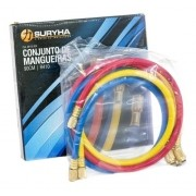Conjunto De Mangueiras R410 90cm Suryha 80150034