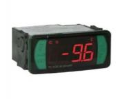 CONTROLADOR FULL GAUGE TC900E 2HP PARA REFRIGERAÇÃO COM 2 SENSORES NTC 110/220 VAC