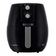 Fritadeira Elétrica 5l Sem Óleo C/ Timer 1400w B+d 110v Afm5