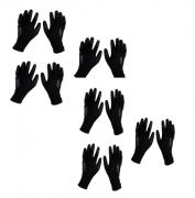 KIT (6) LUVAS FLEXTÁCTIL tricotada em nylon - DANNY 12100 - PT G 9