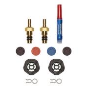 Kit Reposição De Valvulas Manifold Digital Testo 0554 570