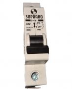 Mini Disjuntores Shb 1p X 32a Código: 20003.1750.15 Soprano C32