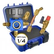 Válvula Otimizadora De Vácuo Gbmak Optyma + Valvula Bola R22