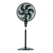 Ventilador Coluna Mallory Delfos Ts+turbo Preto 6 Pás 127v