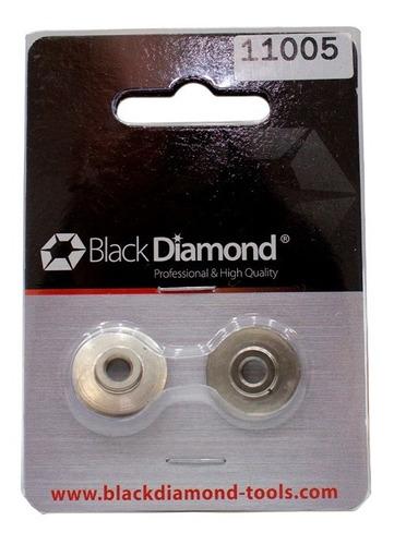 (2) Laminas 11005 Para Cortador Black Diamond Plus