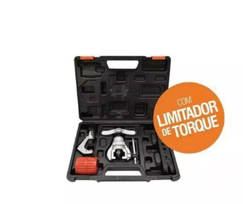 Kit Flangeador Excentrico Com Limitador De Torque Suryha