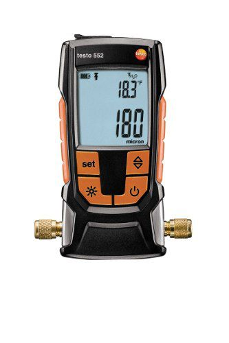 Vacuometro Digital Com Bluetooth Testo 552