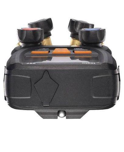 Manifold Digital 4 Vias Testo 557 Sem Mangueiras Bluetooth