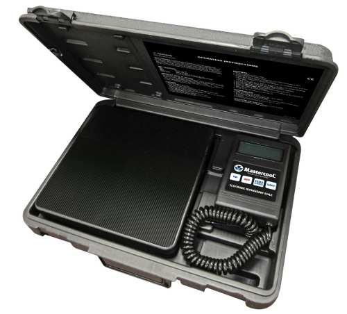 Balança Gás Refrigerante Eletrônica 100kg Mastercool 298210
