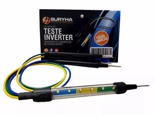Teste Inverter Suryha para ar condicionado 80130002